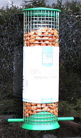 Feeders - Peanut Feeders - RSPB Discovery Range