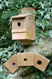 Accessories - Nest Boxes - Multi Bird Nesting Box